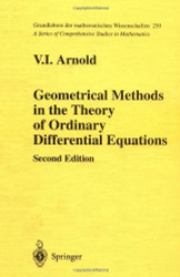 Geometrical Methods In The Theory Of Ordinary Differential Equations