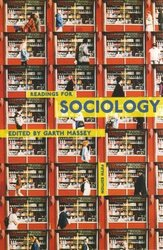 Readings For Sociology - Garth Massey
