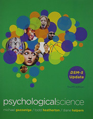 Psychological Science - Michael Gazzaniga
