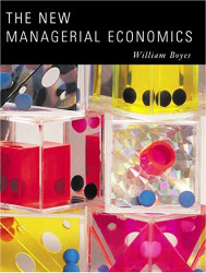 The Managerial Economics by William Boyes