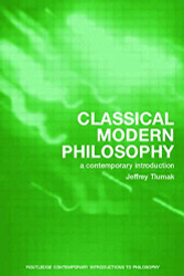 Classical Modern Philosophy