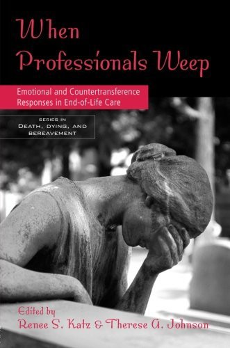 When Professionals Weep