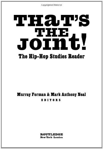 That's The Joint!