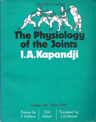 Physiology Of The Joints Volume 1