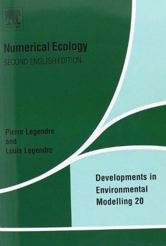 Numerical Ecology 4