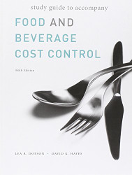 Food And Beverage Cost Control Study Guide