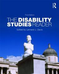 Disability Studies Reader