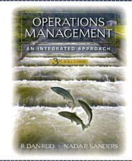Operations Management - R Dan Reid