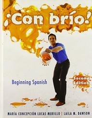 Con Brio! Beginning Spanish