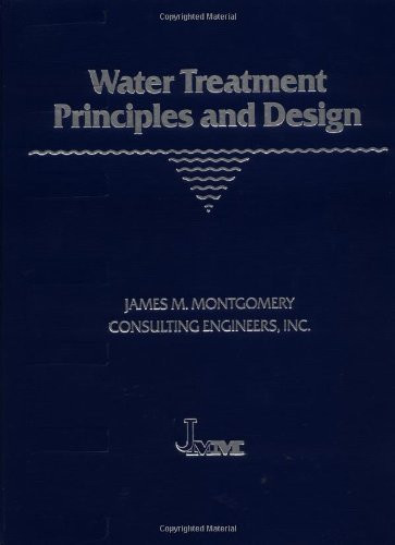 Water Treatment Principles And Design