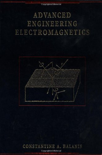 Advanced Engineering Electromagnetics