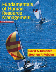 Fundamentals Of Human Resource Management by David Decenzo / Decezno