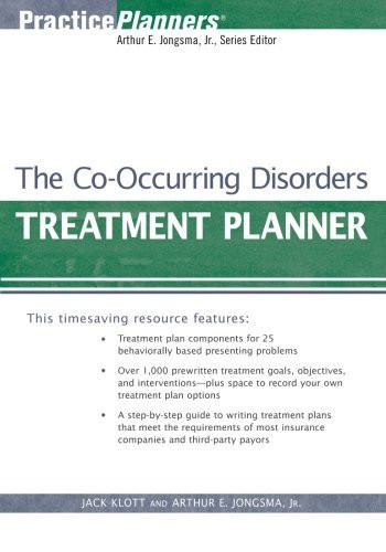 Co-Occurring Disorders Treatment Planner