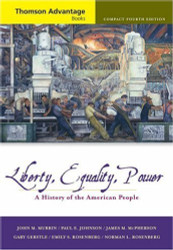 Liberty Equality Power Concise Edition by John Murrin