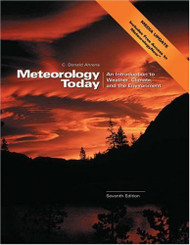 Meteorology Today - C Donald Ahrens