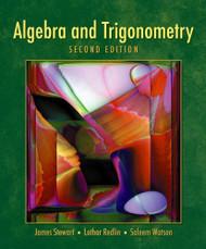 Student Solutions Manual For Stewart/Redlin/Watson's Algebra And Trigonometry