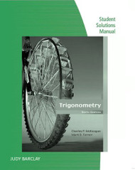 Student Solutions Manual For Mckeague/Turner's Trigonometry