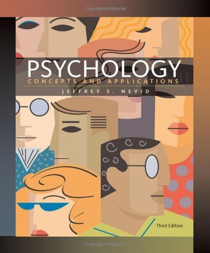 Psychology Concepts And Applications