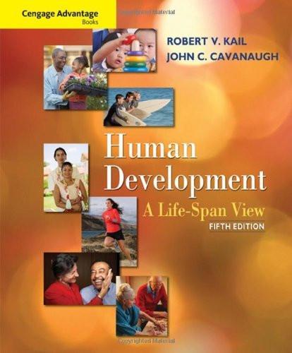 Human Development A Life-Span View