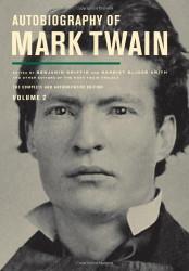 Autobiography Of Mark Twain Volume 2