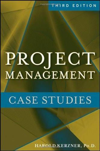 Project Management Case Studies