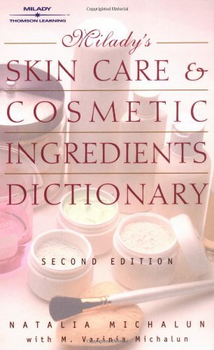 Skin Care And Cosmetic Ingredients Dictionary