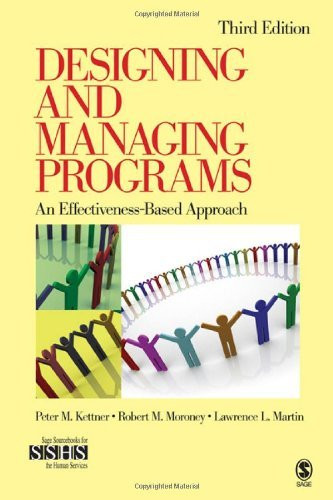 Designing And Managing Programs