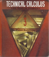 Technical Calculus With Analytic Geometry - Peter Kuhfittig