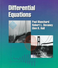 Differential Equations - Paul Blanchard