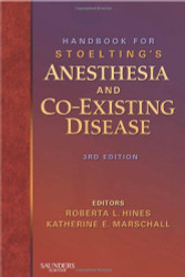 Handbook Of Anesthesia And Co-Existing Disease