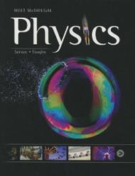 Holt Mcdougal Physics Student Edition 2012