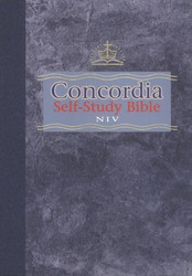 Concordia Self-Study Bible
