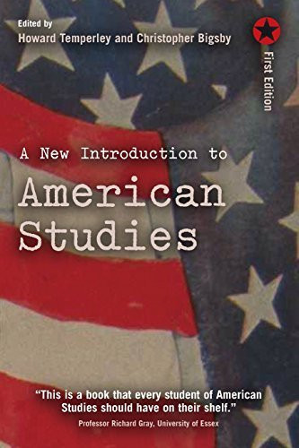 New Introduction To American Studies