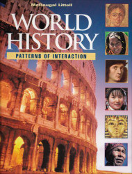 Mcdougal Littell World History Grades 9-12