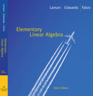 Student Solutions Manual For Larson/Flavo's Elementary Linear Algebra 6Th