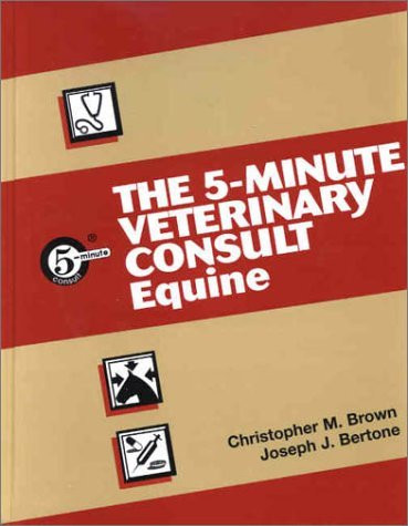 5-Minute Veterinary Consult—Equine
