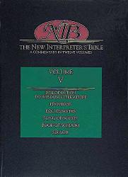 New Interpreter's Bible