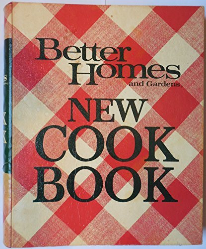 Better Homes And Gardens New Cook Book In A Five-Ring Binder