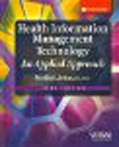 Health Information Management Technology An Applied Approach