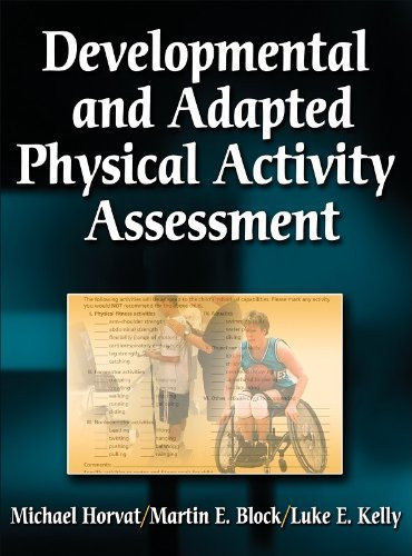 Developmental And Adapted Physical Activity Assessment