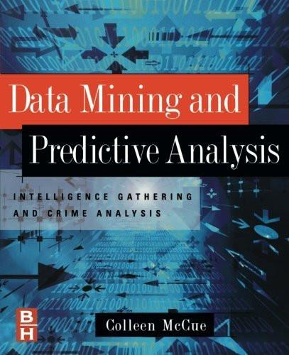 Data Mining And Predictive Analysis