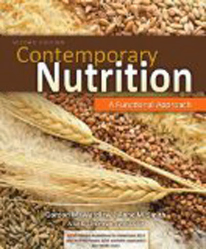 Contemporary Nutrition A Functional Approach