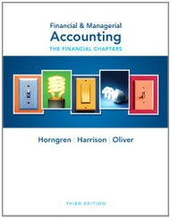 Financial And Managerial Accounting Financial Chapters