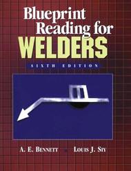 Blueprint Reading For Welders by Ae Bennett