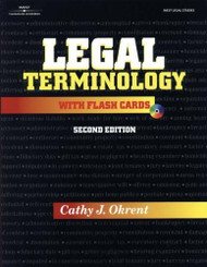 Legal Terminology With Flashcards