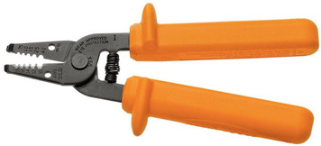 Klein Tools Insulated Wire Stripper/Cutter 11045-INS (10-18 AWG Solid)