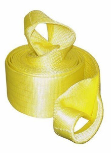 "Hampton / Keeper 02963 6""x30' 30000lb HD Recovery Strap w/ Loop Ends"
