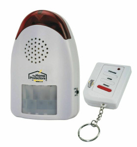 Reliance Controls  Home Protectors Wireless Motion Alarm w/ Remote