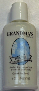 Grandma's Winter Hand Soother - 2 oz Bottle of Soothing Lotion 53012