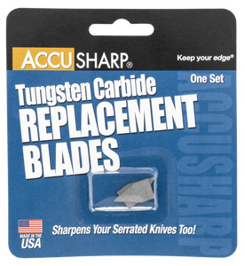 AccuSharp Replacement Blades - Knife Sharpeners